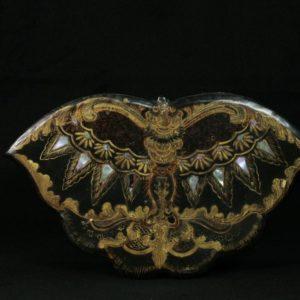 Boite en forme de papillon